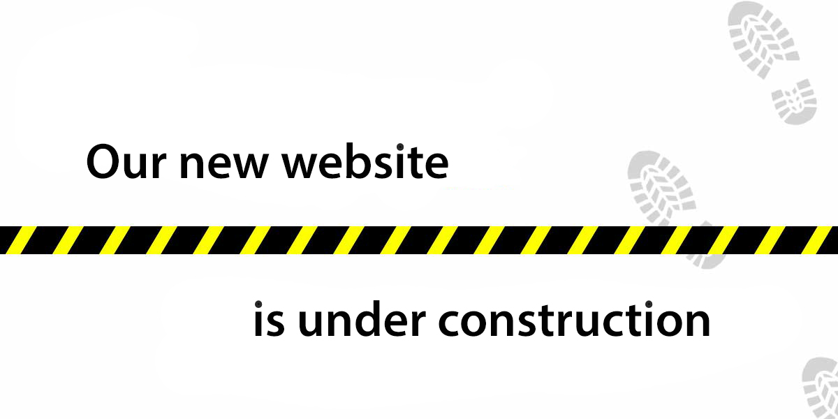 web site under construction